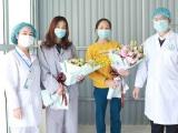 Việt Nam đã chữa khỏi 1.087 bệnh nhân COVID-19