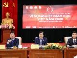 """50 tác phẩm đoạt Giải báo chí toàn quốc """"Vì sự nghiệp Giáo dục Việt Nam"""""""