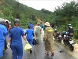 Quảng Nam: Huyện Bắc Trà My cấm đường sau vụ sạt lở núi kinh hoàng
