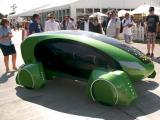 Anh phát triển xe robot giao hàng sử dụng trí tuệ nhân tạo
