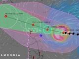 Dự báo thời tiết ngày 14/11: Bão Vamco tiến sát đất liền, Trung Bộ tiếp tục mưa lớn
