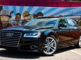 Triệu hồi hàng loạt Audi A8L do lỗi ở cụm động cơ