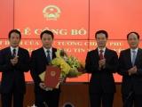 Ông Nguyễn Huy Dũng được bổ nhiệm chức vụ Thứ trưởng Bộ TT&TT
