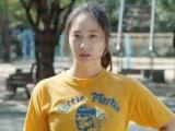 'Công chúa băng giá' Krystal Jung cưới chạy bầu trong phim điện ảnh mới