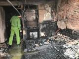 Nghệ An: Khách sạn Vinh Plaza bốc cháy dữ dội, thiêu rụi 1 phòng nghỉ