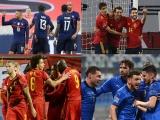 Vé tham dự bán kết Nations League thuộc về 4 đội tuyển nào?
