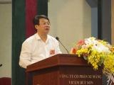 Bộ Xây dựng công bố kết luận về các nội dung tố cáo Chủ tịch Vicem