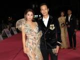 Mỹ nhân Việt chọn váy Hoàng Hải khoe sắc ở cùng một sự kiện