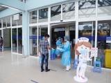 Kiểm soát nhiễm khuẩn trong bệnh viện, giám sát chặt người nhập cảnh