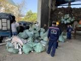 Kiên Giang tiêu hủy gần 122.000 gói thuốc lá ngoại nhập lậu