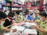 Cục Quản lý Dược yêu cầu tăng cường kiểm tra đối với hàng mỹ phẩm