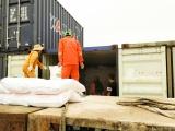 Thiếu vỏ container rỗng để đóng hàng trong mùa cao điểm