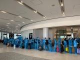Thêm chuyến bay đưa gần 350 công dân Việt Nam về nước an toàn