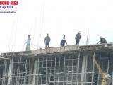 """Hà Nội: UBND huyện Thường Tín có """"ưu ái"""" cho Công ty Trung Sơn trong đấu thầu và thi công nhiều gói thầu?"""