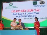 Trường CĐ Công thương Việt Nam hợp tác với DN, cam kết tạo việc làm cho sinh viên vùng Tây Nguyên