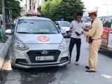 Tăng cường xử lý nghiêm hành vi sản xuất, bán và sử dụng biển số ô tô giả