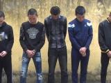 Thanh Hóa: Bắt hai ổ nhóm sử dụng ma túy và đánh bạc khi đi mừng tân gia