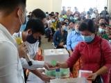 Đồng Nai: Người dân Long Thành bốc thăm nhận suất đất tái định cư