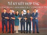 C-Holdings ra mắt thương hiệu C-Luxury và C-Construction