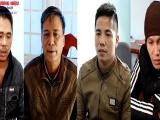 Quảng Bình: Cảnh sát vây bắt nhóm lâm tặc phá rừng quy mô lớn