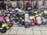 Phanh phui cơ sở kinh doanh mũ bảo hiểm giả thương hiệu Nón Sơn