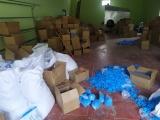 Thái Nguyên: Phát hiện trên 8 tấn găng tay y tế đã qua sử dụng