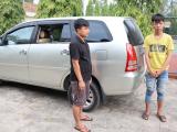 Bình Phước: Bắt liên tiếp 2 vụ vận chuyển 77kg pháo lậu