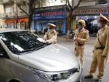 Hà Nội: Từ ngày 15/12, ôtô dừng đỗ sai quy định sẽ bị dán thông báo phạt nguội