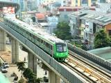 Hà Nội: Vận hành thử nghiệm đường sắt đô thị Cát Linh - Hà Đông