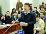Sáng nay, bị cáo Đinh La Thăng tiếp tục hầu tòa