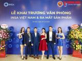 Khai trương văn phòng INSA Việt Nam tại Hà Nội