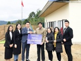 Danko Group trao tài trợ cho Trường mầm non Xuân La, Bắc Kạn