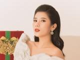 Hoa hậu Dương Yến Nhung hoá 'công chúa nhỏ' ngọt ngào dịp Giáng sinh
