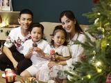 Khánh Thi - Phan Hiển ngọt ngào trong bộ ảnh Noel