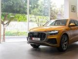 Audi Q8 quattro chính thức ra mắt khách hàng Việt