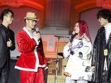 Xuân Bắc, TLinh, Gonzo 'cháy' hết mình trong Đại nhạc hội Giáng sinh