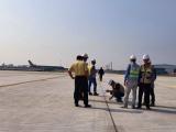 Đường băng sân bay Nội Bài đã sẵn sàng đi vào khai thác
