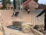 Đắk Nông: Sập cổng trường, một học sinh lớp 4 tử vong