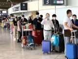 Thêm chuyến bay đưa gần 280 công dân Việt Nam từ châu Âu về nước