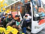 TP HCM: Tặng 3.000 vé xe cho sinh viên về quê đón Tết Tân Sửu 2021