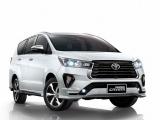 Toyota Innova 2021 chính thức ra mắt tại Malaysia