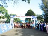 Gần 1.500 vận động viên chinh phục đỉnh núi Bà Rá cùng Number 1 Active