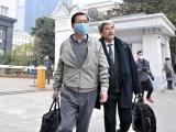 Hoãn phiên tòa xét xử cựu Bộ trưởng Vũ Huy Hoàng
