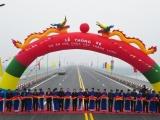 Hôm nay, chính thức thông xe cầu Thăng Long