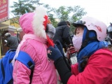 Hải Phòng: Toàn bộ học sinh được nghỉ học nếu rét dưới 7 độ C