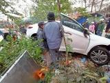 Hải Phòng: 7 người bị thương, nhiều phương tiện bị hư hỏng sau tai nạn giao thông