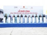 Khởi công Dự án Nhà máy thủy điện Hòa Bình mở rộng