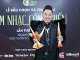 Giải Âm nhạc Cống hiến 2021: Năm rực rỡ của Tùng Dương và Rap Việt!