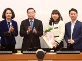 Bà Đặng Hương Giang được bổ nhiệm chức vụ giám đốc Sở Du lịch Hà Nội
