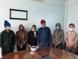 Phát hiện 6 người nhập cảnh trái phép từ Lào về Việt Nam